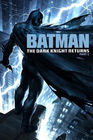 Animation movie Batman: The Dark Knight Returns, Part 1.