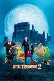 Animation movie Hotel Transylvania 2.