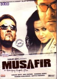 Musafir - movie with Shakti Kapoor.