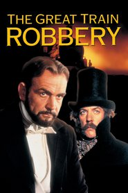 The First Great Train Robbery - movie with Donald Sutherland.