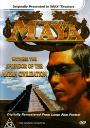 Mystery of the Maya - movie with Blanca Guerra.