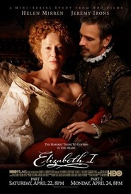 Elizabeth I - movie with Helen Mirren.