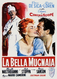La bella mugnaia - movie with Marcello Mastroianni.