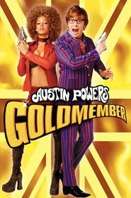 Austin Powers in Goldmember - movie with Michael Caine.