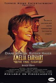 Amelia Earhart: The Final Flight - movie with Rutger Hauer.