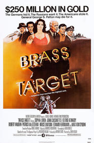 Brass Target is the best movie in Robert Vaughn filmography.