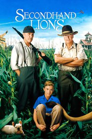 Secondhand Lions - movie with Michael Caine.