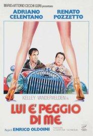 Lui e peggio di me is the best movie in Adriano Celentano filmography.