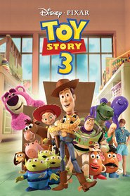 Toy Story 3 - movie with Michael Keaton.