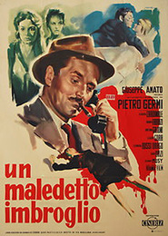 Un maledetto imbroglio - movie with Claudio Gora.