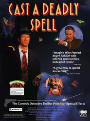 Cast a Deadly Spell	  - movie with Clancy Brown.