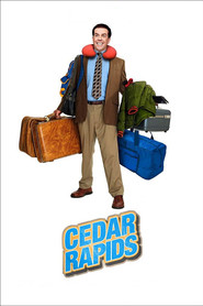 Cedar Rapids - movie with Stephen Root.