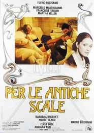 Per le antiche scale - movie with Marcello Mastroianni.