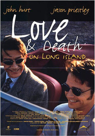 Love and Death on Long Island - movie with Jason Priestley.
