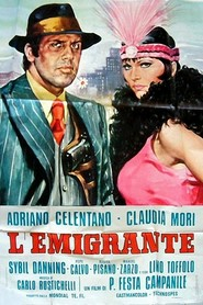 L'emigrante - movie with Sybil Danning.