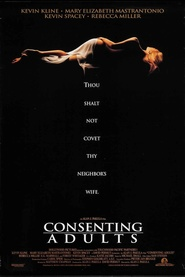 Consenting Adults - movie with Kevin Spacey.