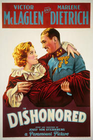 Dishonored is the best movie in Barry Norton filmography.