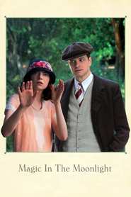Magic in the Moonlight - movie with Simon McBurney.