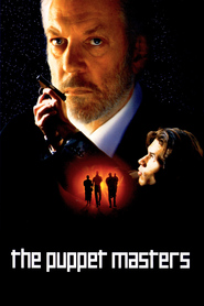 The Puppet Masters - movie with Donald Sutherland.