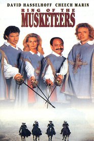 Ring of the Musketeers - movie with Cheech Marin.