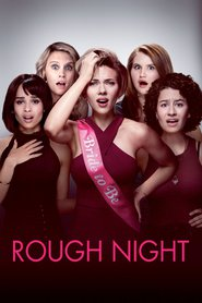Rough Night - movie with Demi Moore.