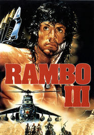 Rambo III is the best movie in Sylvester Stallone filmography.