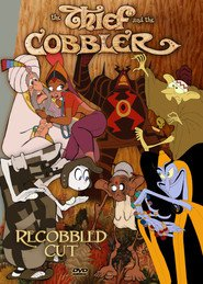 The Thief and the Cobbler - movie with Donald Pleasence.