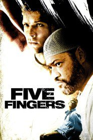 Five Fingers - movie with Laurence Fishburne.