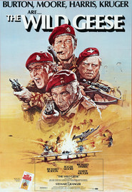 The Wild Geese is the best movie in Roger Moore filmography.