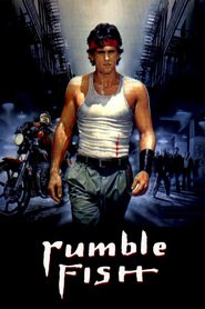 Rumble Fish - movie with Laurence Fishburne.