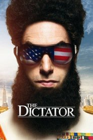 The Dictator - movie with Sacha Baron Cohen.
