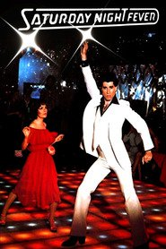 Saturday Night Fever - movie with John Travolta.