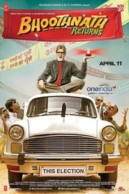 Bhoothnath Returns - movie with Boman Irani.