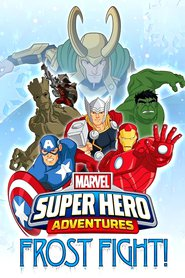 Marvel Super Hero Adventures: Frost Fight! - movie with Kevin Michael Richardson.