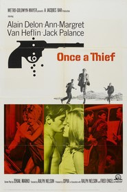 Once a Thief - movie with Alain Delon.