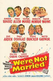 We're Not Married! - movie with Louis Calhern.