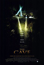 The Cave - movie with Eddie Cibrian.