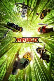 The LEGO Ninjago Movie - movie with Jackie Chan.