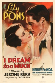 I Dream Too Much - movie with Eric Blore.