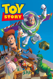 Toy Story - movie with Tim Allen.
