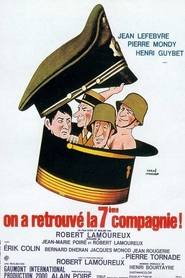 On a retrouve la 7eme Compagnie! is the best movie in Jean Lefebvre filmography.
