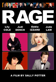 Rage is the best movie in Jakob Cedergren filmography.