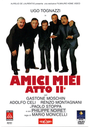 Amici miei atto II is the best movie in Ugo Tognazzi filmography.