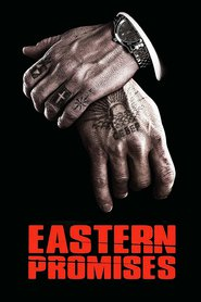 Eastern Promises - movie with Vincent Cassel.