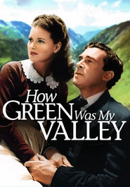 How Green Was My Valley - movie with Donald Crisp.