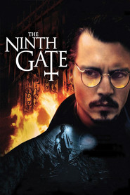 The Ninth Gate - movie with Johnny Depp.