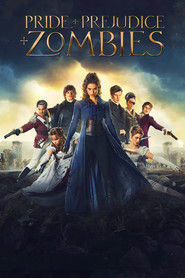 Pride and Prejudice and Zombies - movie with Sam Riley.
