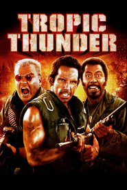 Tropic Thunder - movie with Jack Black.
