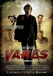 Vares - Kaidan tien kulkijat is the best movie in Jarmo Makinen filmography.
