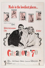 Casanova '70 - movie with Marcello Mastroianni.